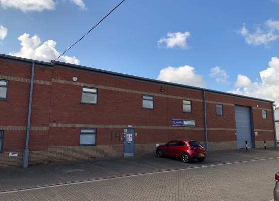 Unit 14, Priest Court, Springfield Business Park, Caunt Road, Grantham, NG31 7FZ