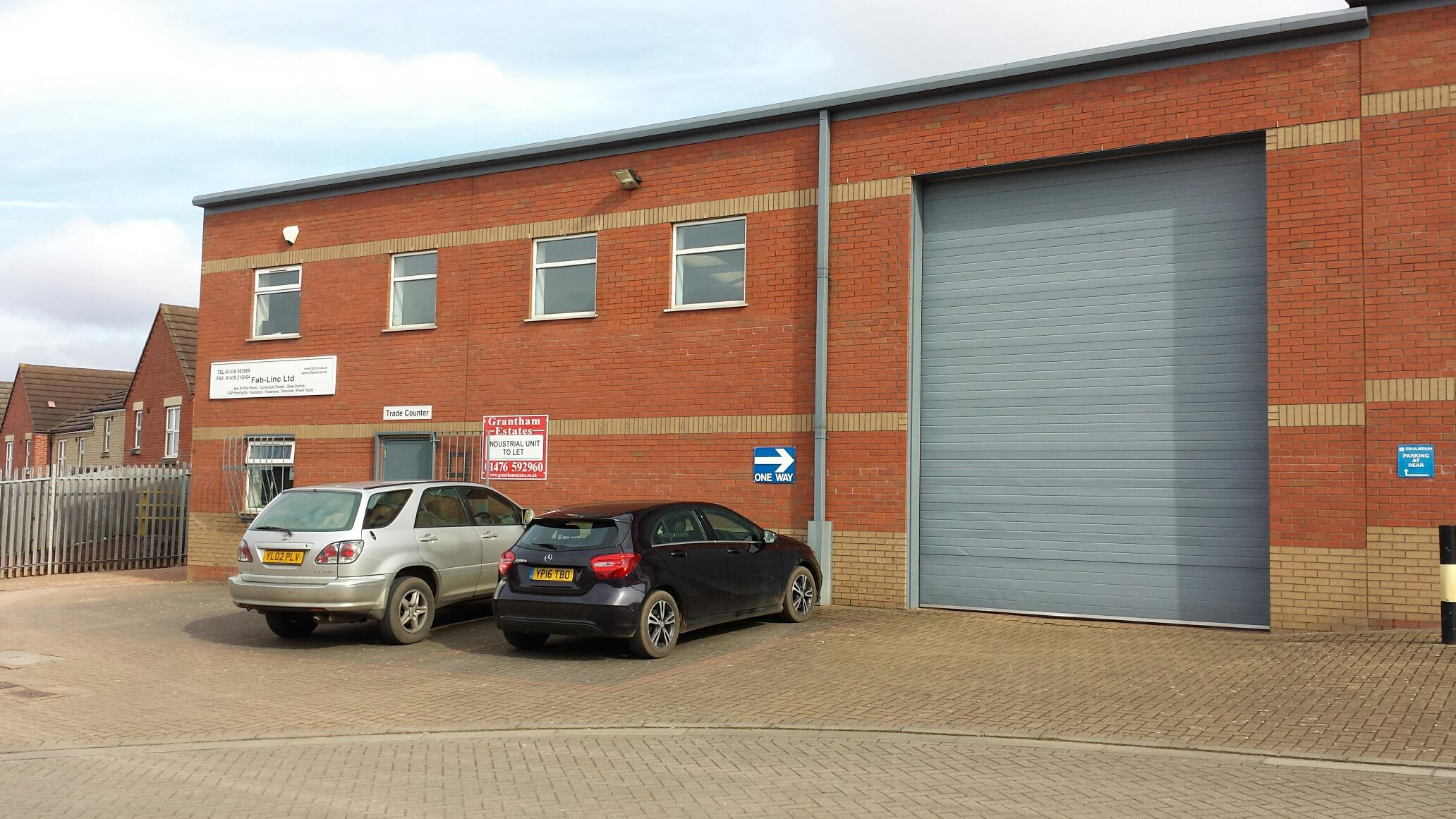 Unit 9, Priest Court, Springfield Business Park,  Caunt Road, Grantham, NG31 7FZ