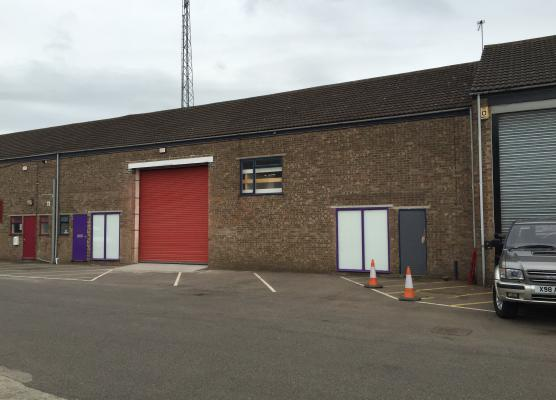 Unit 33, London Road Industrial Estate, Grantham, Lincs, NG31 6HP